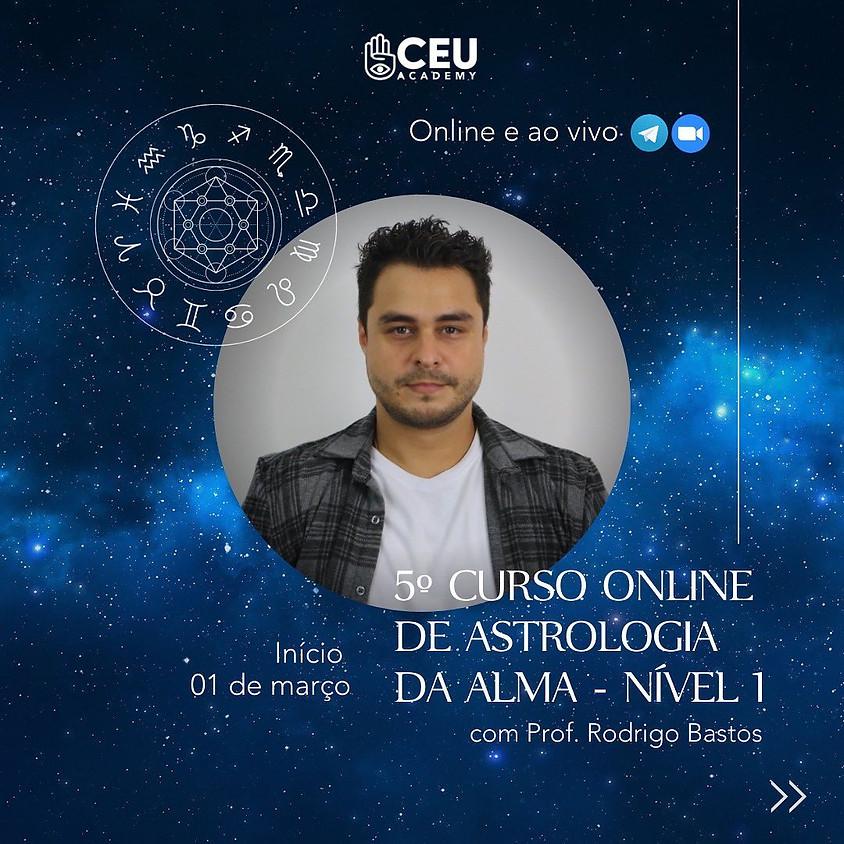 Curso Online de Astrologia da Alma Nível 1