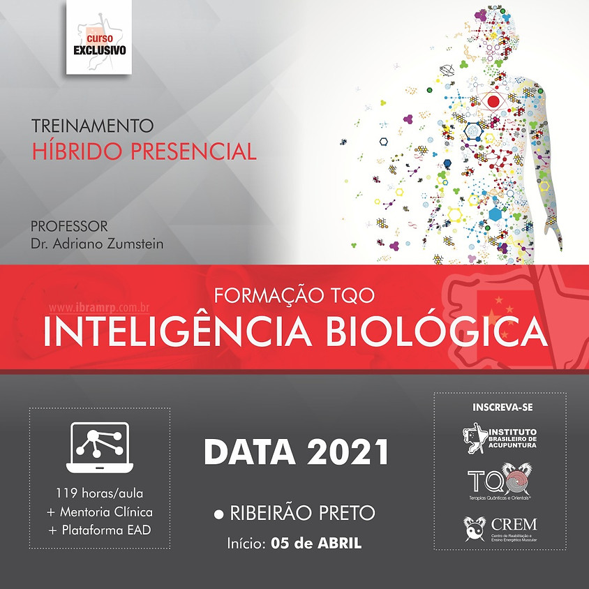 Curso: Formação TQO Inteligência Biológica