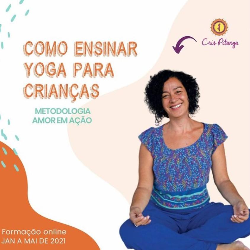 Curso: Como ensinar Yoga para Crianças