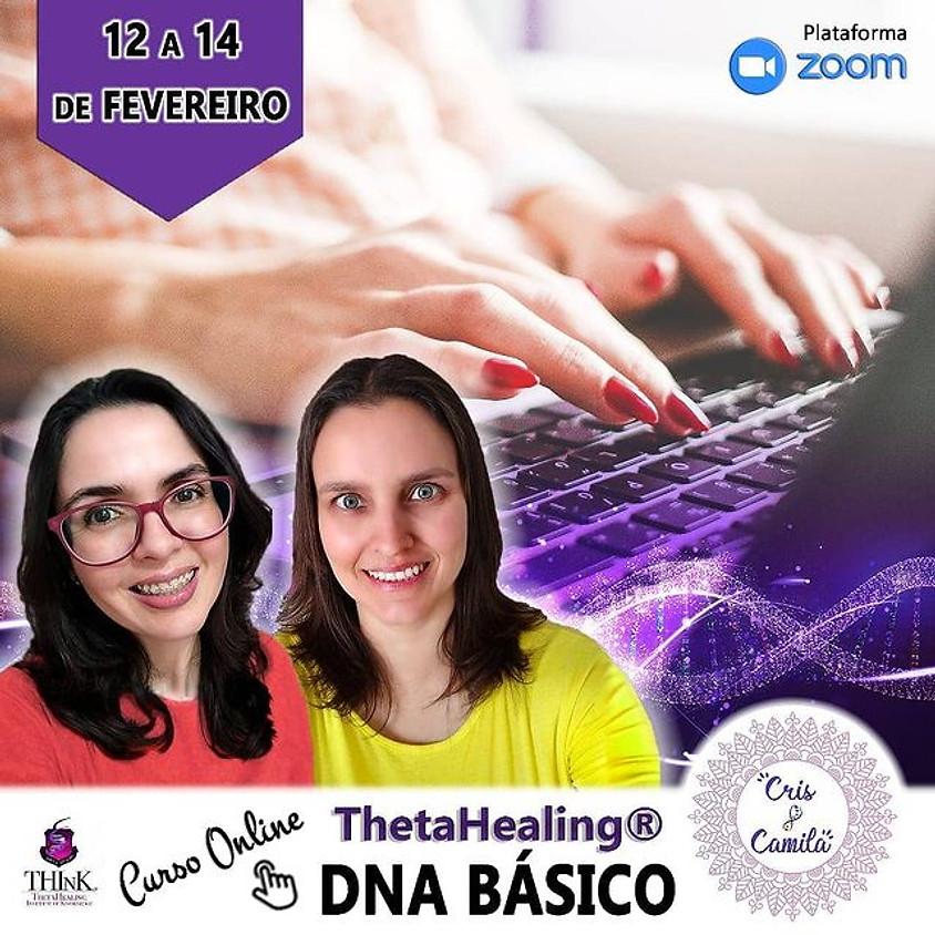 Curso Online: ThetaHealing DNA Básico