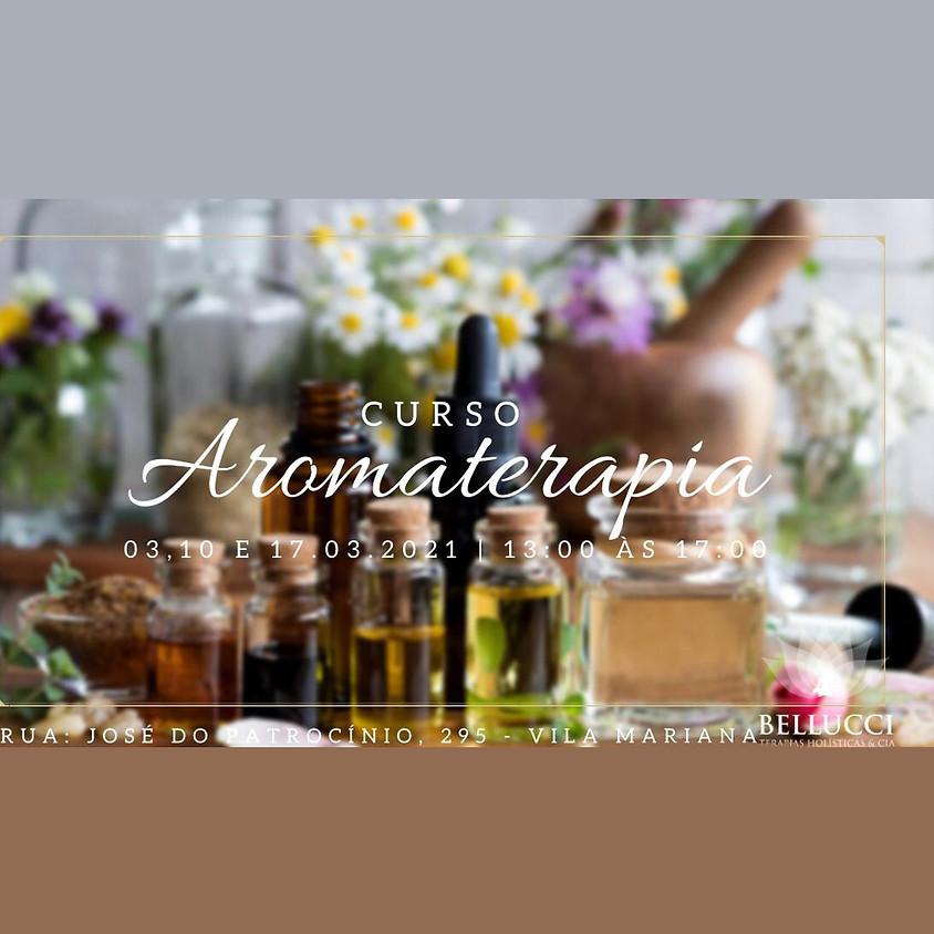 Curso:  Aromaterapia
