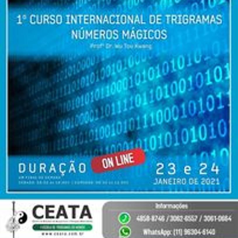 Curso Online: Trigramas Números Mágicos