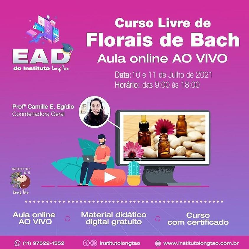 Curso Livre de Florais de Bach