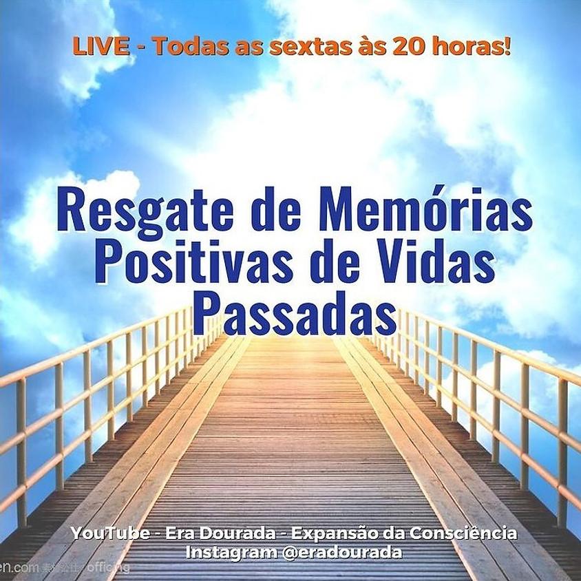 Live: Resgate de Memórias Positivas de Vidas Passadas