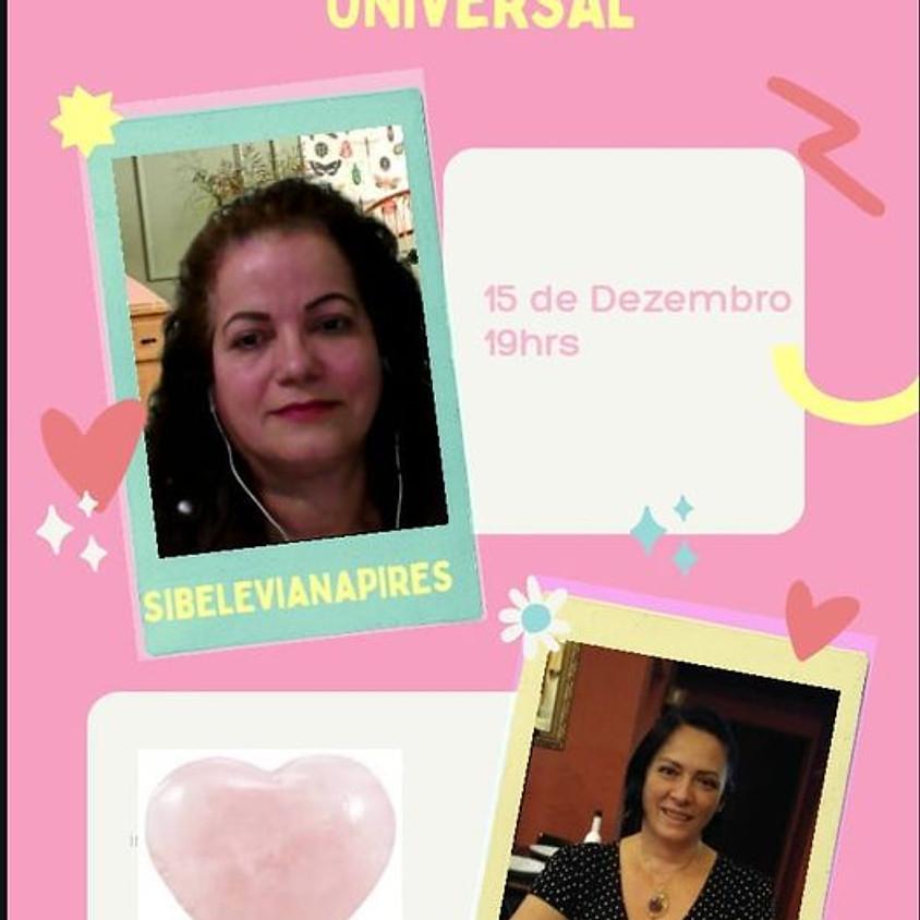 Live: Quartzo Rosa - O Cristal do Amor Universal