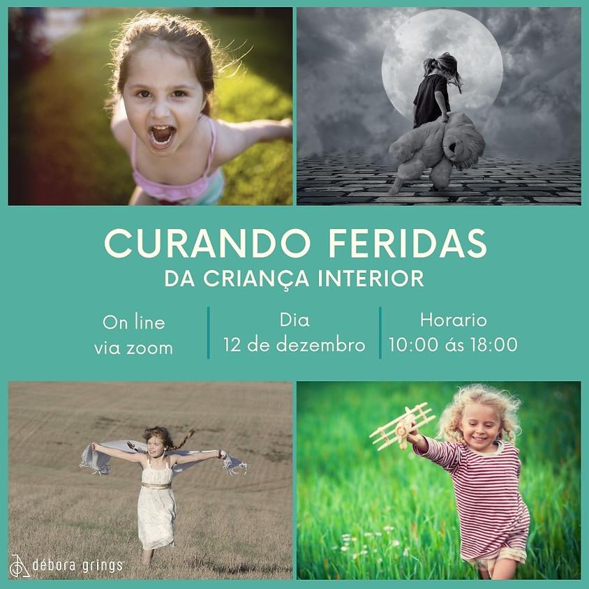 Workshop Online: Curando Feridas da Criança Interior