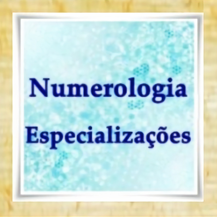 Curso Online:  Numerologia Especializações