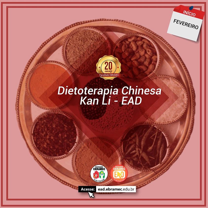 Curso EAD: Dietoterapia Chinesa Kan Li