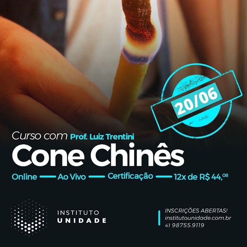 Curso Online: Cone Chinês