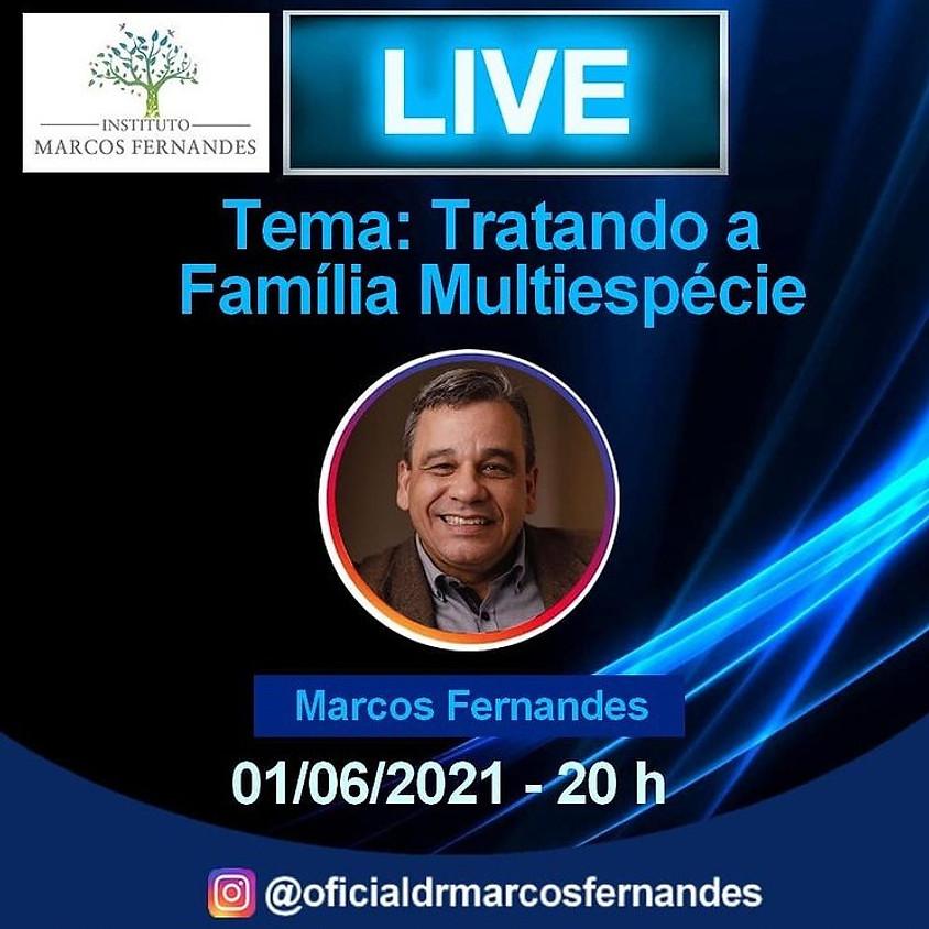Live: Tratando a Família Multiespécie