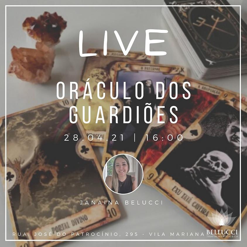 Live: Oráculo dos Guardiões
