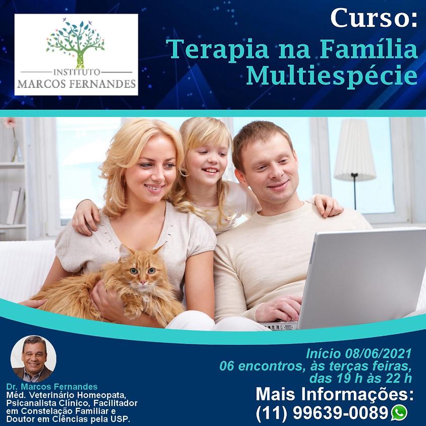 Curso Online: Terapia na Família Multiespécie