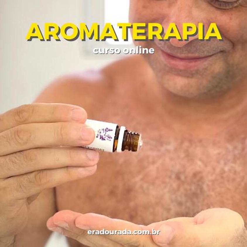 Curso Online:  Aromaterapia
