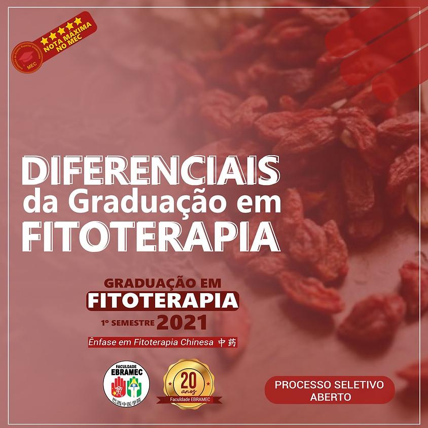 Graduação em Fitoterapia - Ênfase em Fitoterapia Chinesa