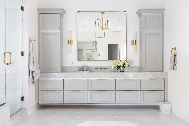 FAIRVIEW PROJECT: MASTER BATHROOM REVEAL