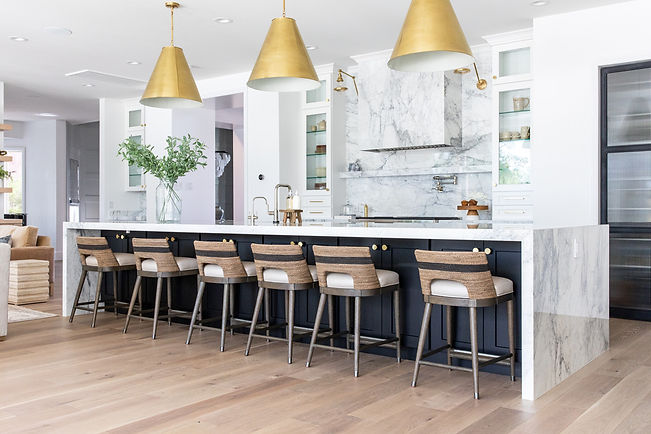 FAIRVIEW PROJECT: KITCHEN REVEAL