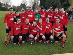 OSFC 4th XI 20160312 LOB Minor Cup North Winners