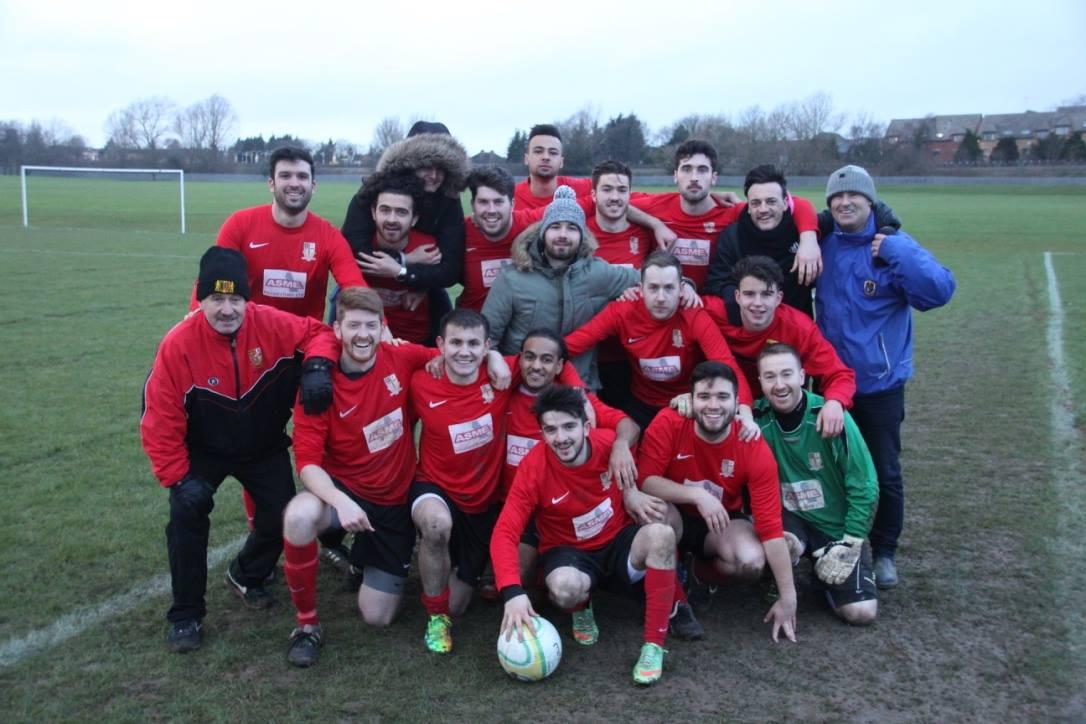 3rd XI team