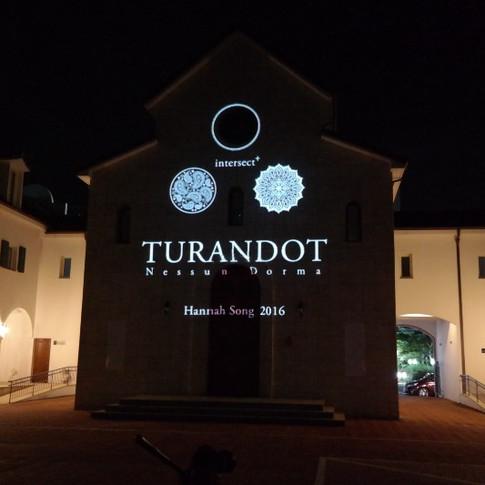 intersect: TURANDOT
