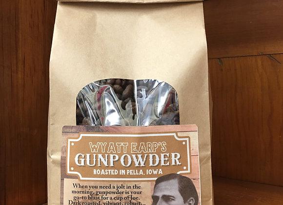 Wyatt Earp's GUNPOWDER Coffee