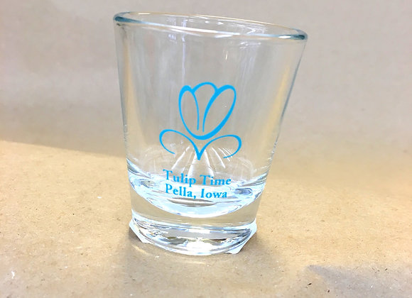 Tulip Time Shot Glass