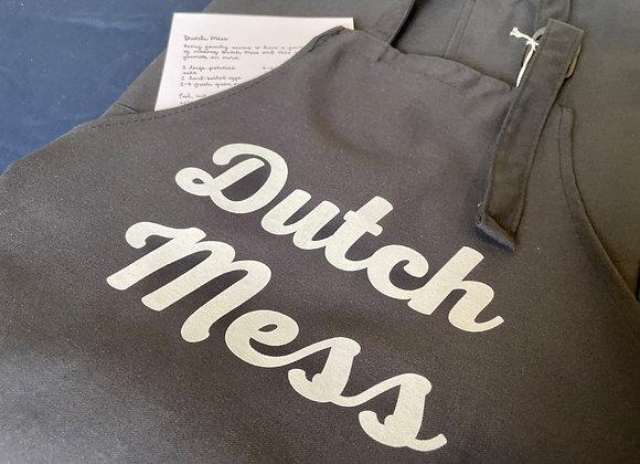 """""""Dutch Mess"""" Apron"""