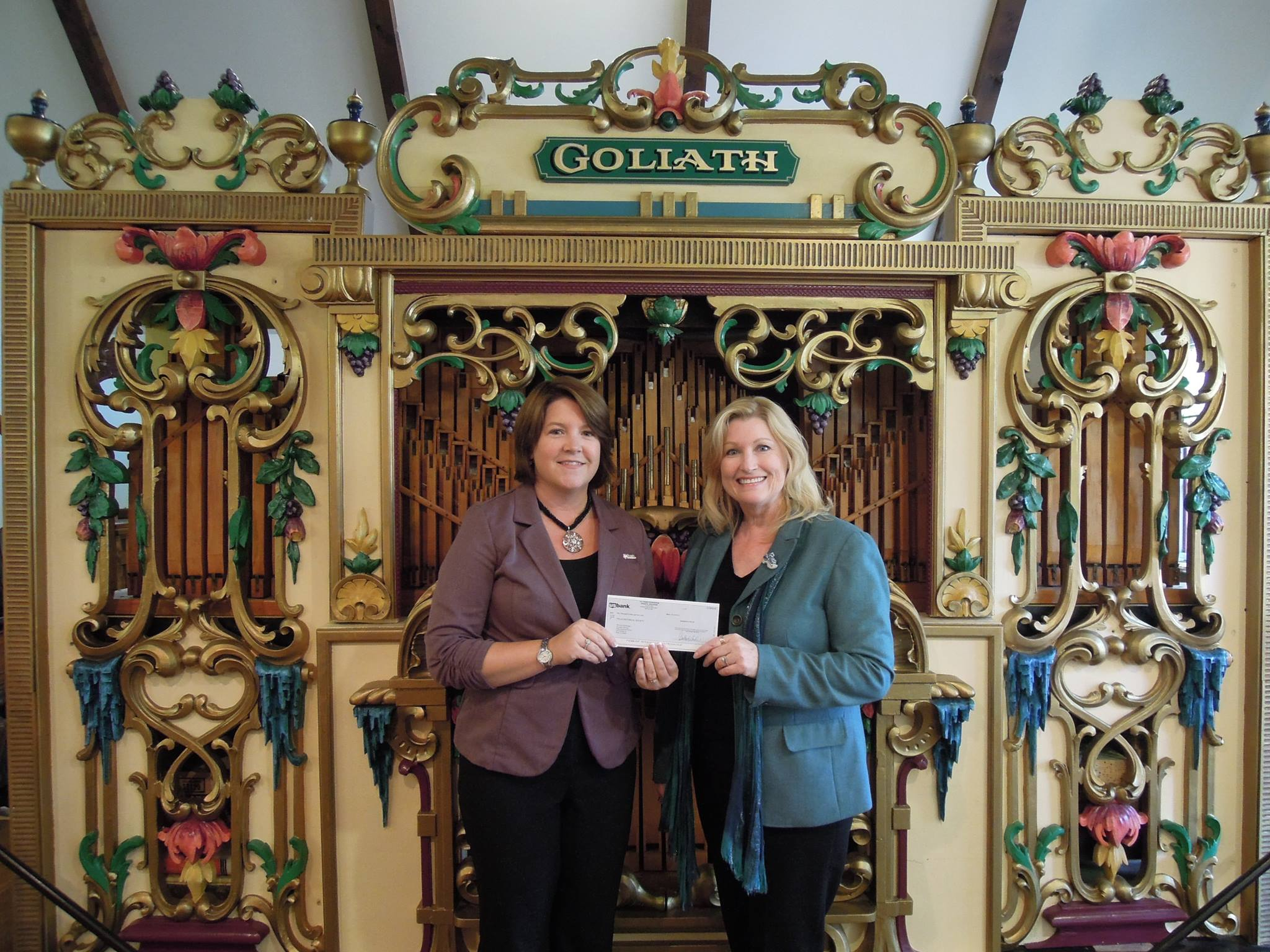 Grant Winner for Organ Music