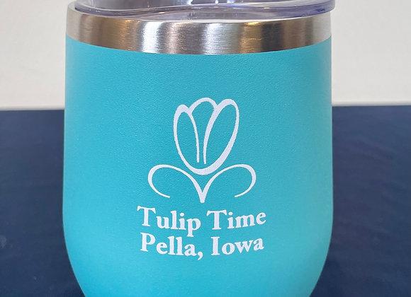 Tulip Time Tumbler