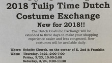2018 Dutch Costume Exchange