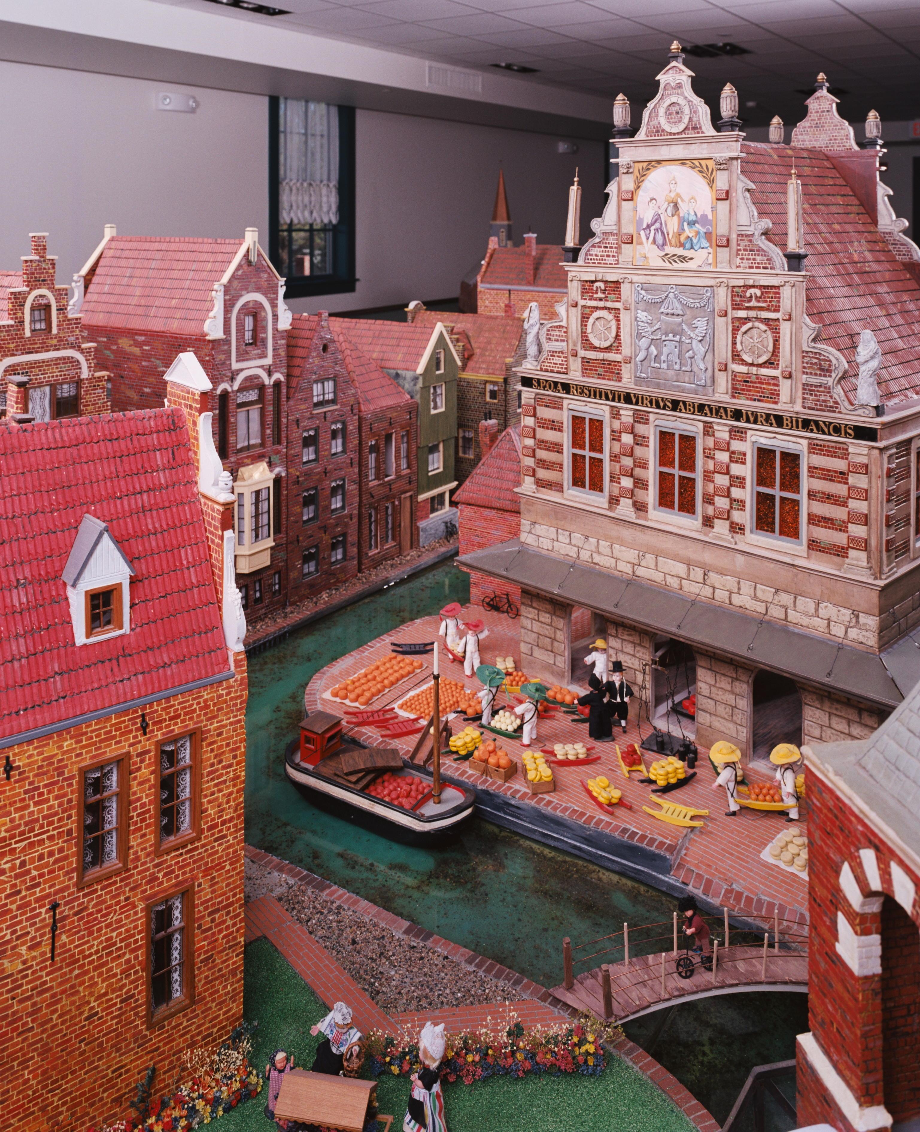 Miniature Village Dale Van Donselaar 008 (2)