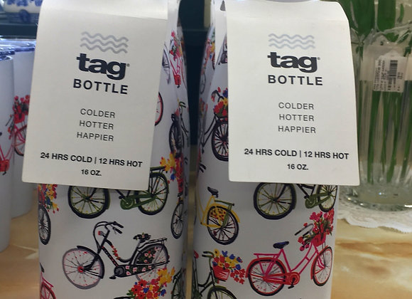 Bicycle Stainless Steel Tumbler