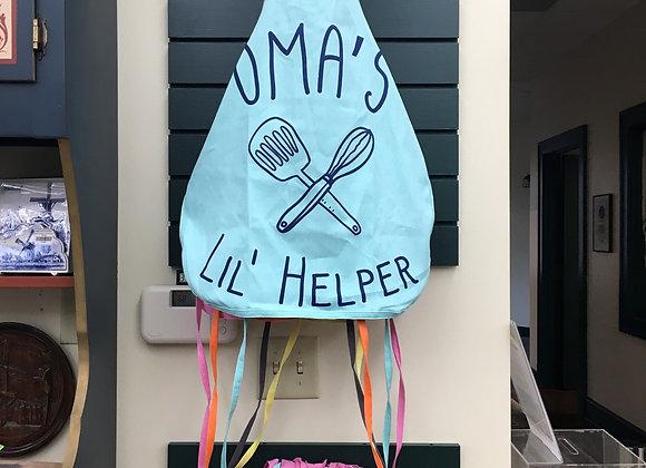 Oma's Little Helper Apron