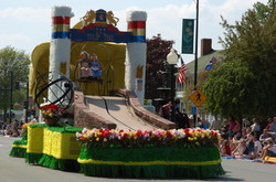 Welcome Float