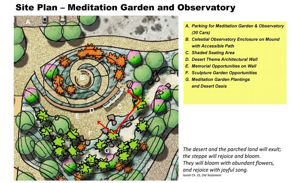 07-Meditation Garden and Observatory-Sit