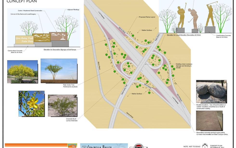Palm Drive Concept