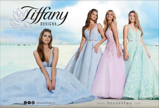 Tiffany Designs Advertising