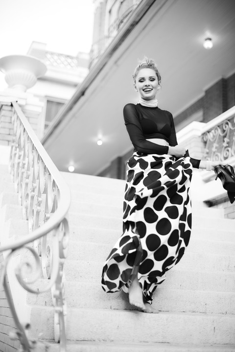 Black & White Editorial Photography