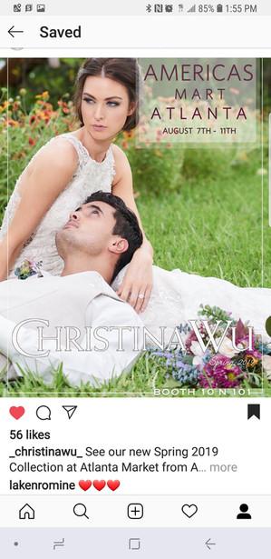 Christina Wu Instagram