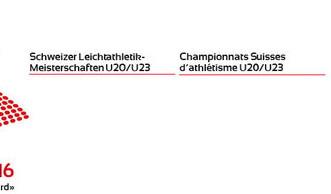 Leichtathletik SM U20/U23