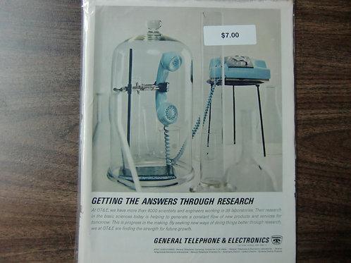 General telephone electronics