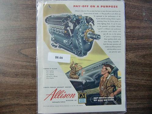Allison engines