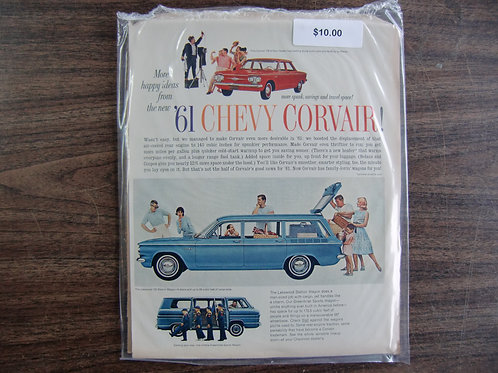 Chevrolet Corvair 1961