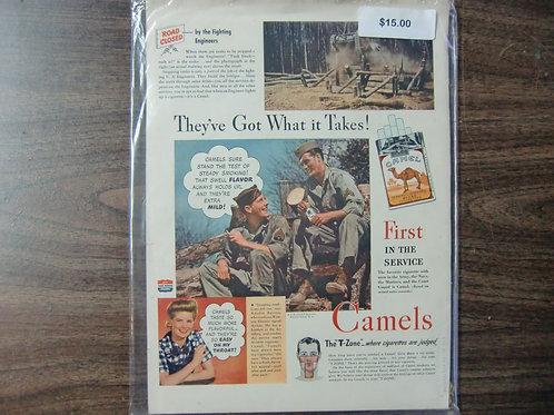 Camel- Got what it takes