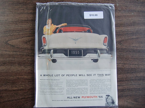Plymouth 1956