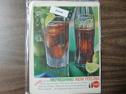 Coca-Cola-refreshing new feeling 2