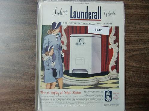Lauderall washers