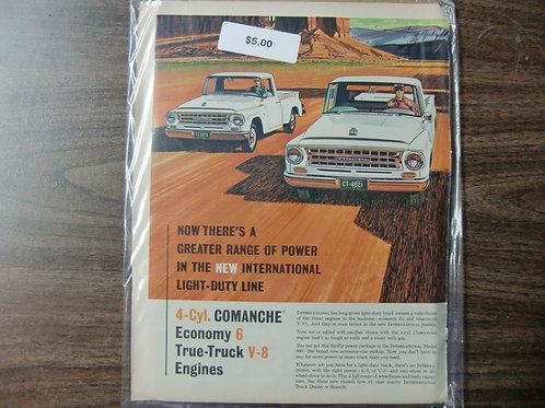 International Comanche