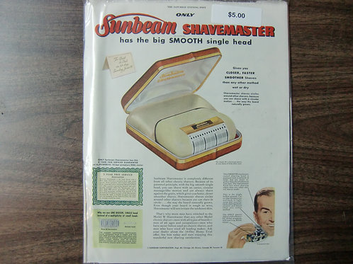 Sunbeam typewriters