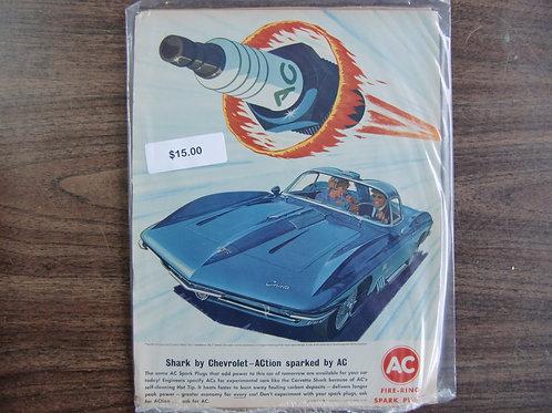 AC Spark Plugs - Corvette