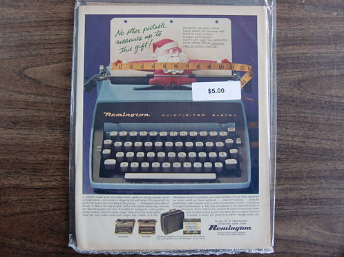 Remington typewriters